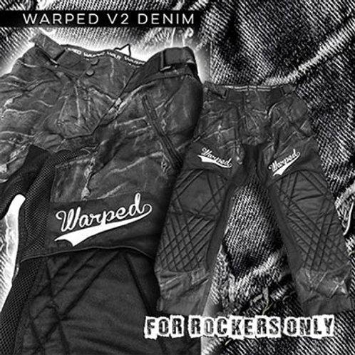 Warped V2 Pants - Denim Edition