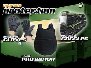 Warped Sports protection equipment