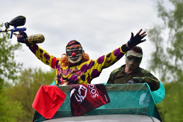 Psycho Clowns !
