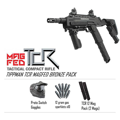 Tippmann TCR Magfed BRONZE Package