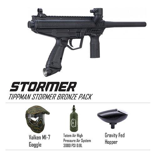 Tippman STORMER Bronze Package