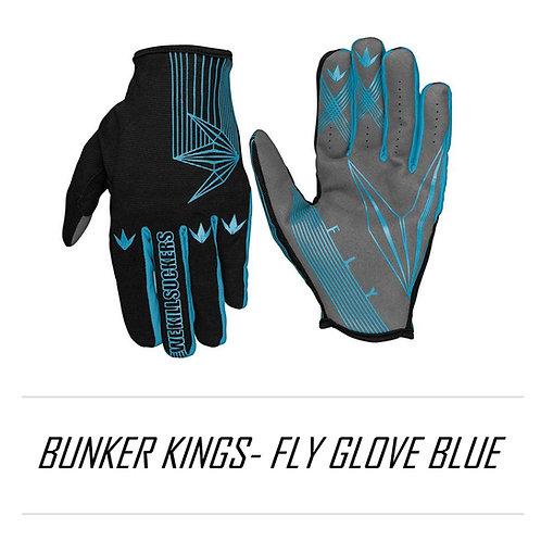 Bunker Kings Fly Glove Blue