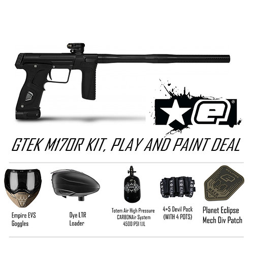 M170r Kit, Play and Paint Deal