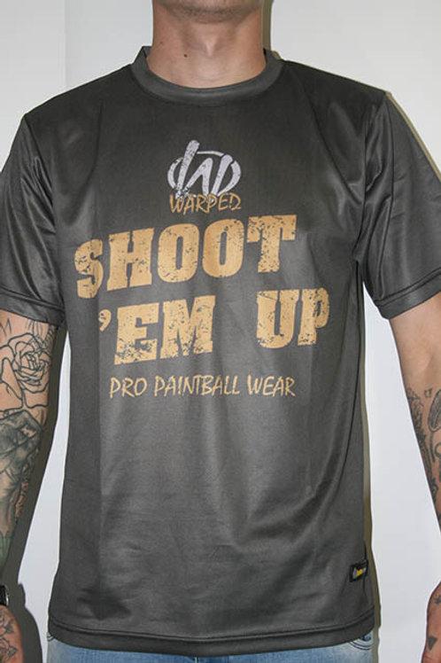 """WarpedPro """"SHOOT"""" sportstyle T"""