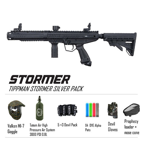 Stormer SILVER Package