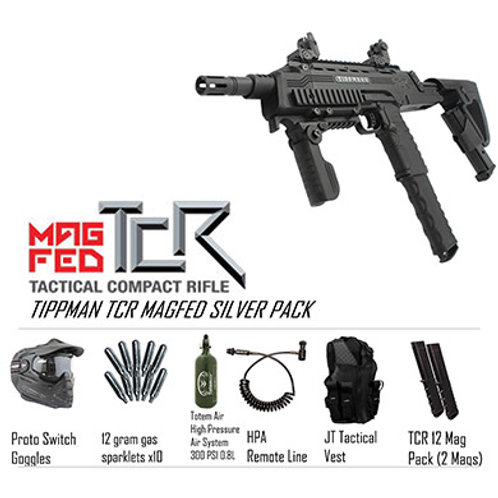 Tippmann TCR Magfed GOLD Package