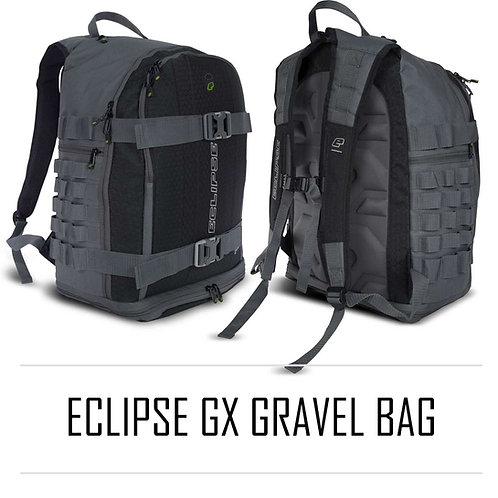 Eclipse GX Gravel Bag Charcoal