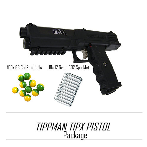 Tippman TPIX Pistol Package