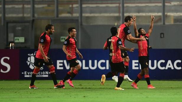Melgar venció 3-2 a Mannucci y pasó a fase de grupos de la Copa Sudamericana 2021