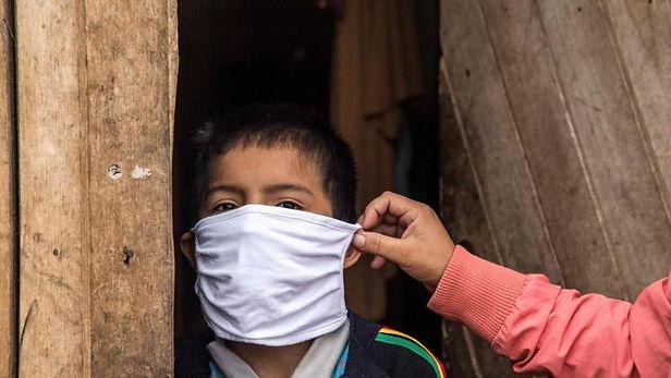 Cusco reporta 637 niños contagiados y un adolescente muerto con COVID-19