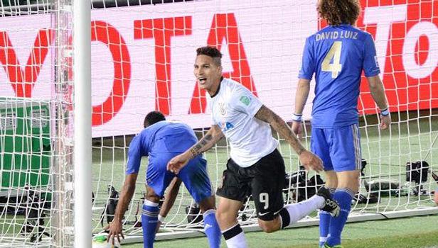 Corinthians cataloga a Paolo Guerrero como uno de los extranjeros más importantes en la historia del club
