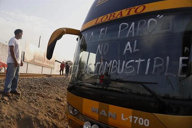 Gobierno intervendrá a cualquier persona que interrumpa carreteras por paro de transportistas
