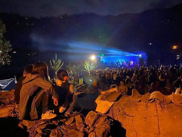 Intervienen a más de 300 personas en una fiesta con orquesta en Huánuco