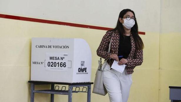 Voto Informado: ¿Qué debo llevar para votar de forma segura?