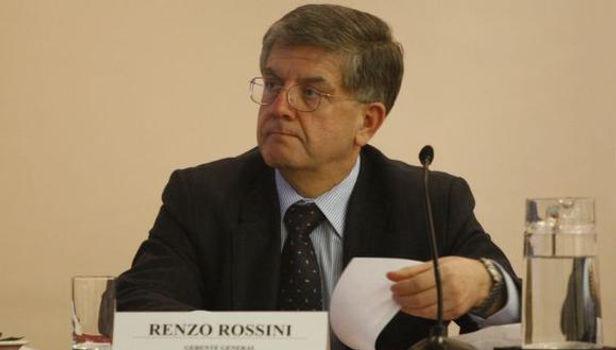 Falleció el gerente general del BCR, Renzo Rossini Miñán