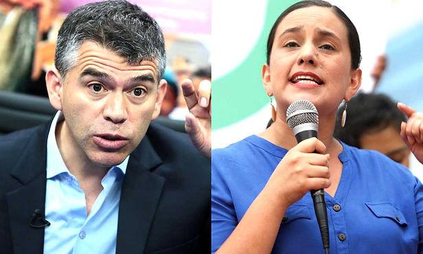 Partido de  Guzmán no descarta aliarse con bancada de Juntos por el Perú de Mendoza