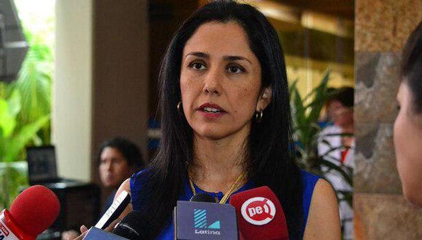 Poder Judicial ordenó 24 meses de arresto domiciliario para Nadine Heredia por caso Gasoducto