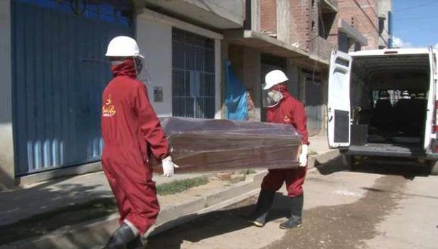 Junín registra 574 muertos durante los primeros 47 días del año por COVID-19