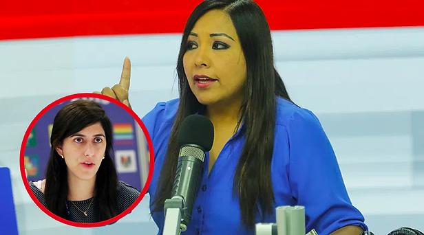 """Cecilia García a ministra de Economía: """"¿Cómo se siente de gozar del repudio del pueblo peruano?"""""""