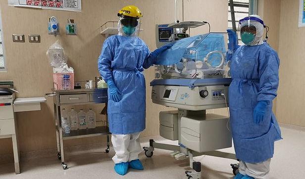 Trujillo: Más de 500 bebés nacieron de madres contagiadas por coronavirus