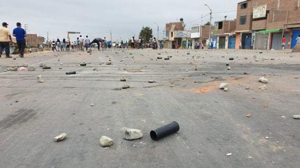 La Libertad: Tres fallecidos durante protestas de trabajadores agrarios en Virú