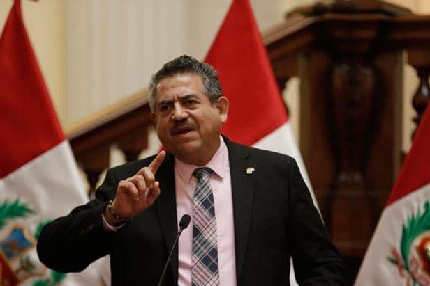 Acción Popular plantea eliminar el voto de confianza para nuevos gabinetes