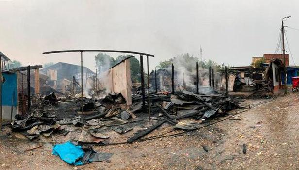 Loreto: Se divertían en discoteca y rayo impacta y provoca incendio