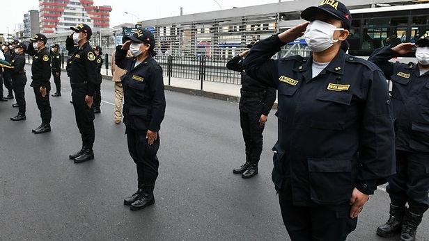Gobierno autorizó destinar S/89 millones para segundo bono a policías