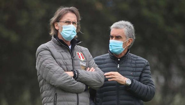 Ricardo Gareca ya piensa en la próxima fecha doble a disputarse en marzo