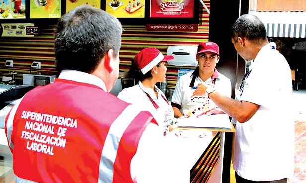 Sunafil registró más de 29.000 denuncias laborales desde que inició la pandemia del coronavirus