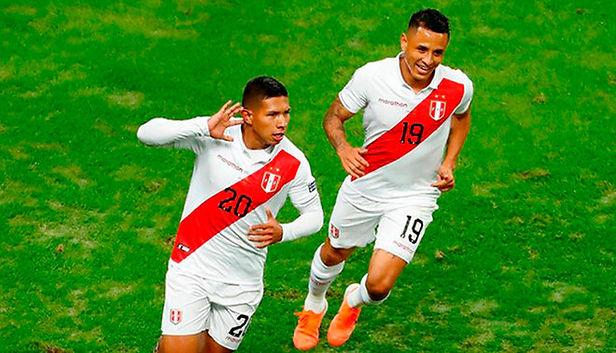 Edison Flores se recuperó y  podría jugar en las Eliminatorias Qatar 2022