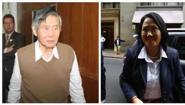 """Keiko Fujimori anuncia la """"incorporación"""" de su padre como """"profesor"""" en escuela de Fuerza Popular"""