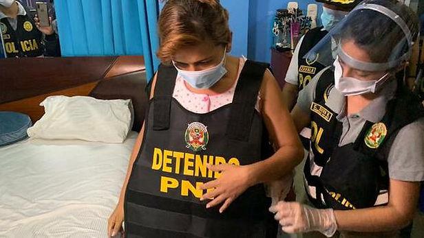 Desarticulan organización criminal en Ucayali liderado por alcaldesa
