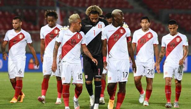 Selección Peruana desciende  posiciones en el reciente ranking de FIFA