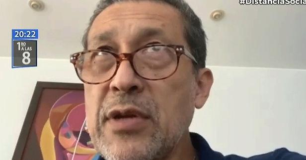 """Germán Málaga sobre la vacunación de su hija: """"Reconozco que fue un error"""""""