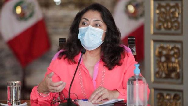 """Bermúdez: """"Rechazo tajantemente haber solicitado evaluar denuncias a quienes critiquen alguna vacuna"""""""