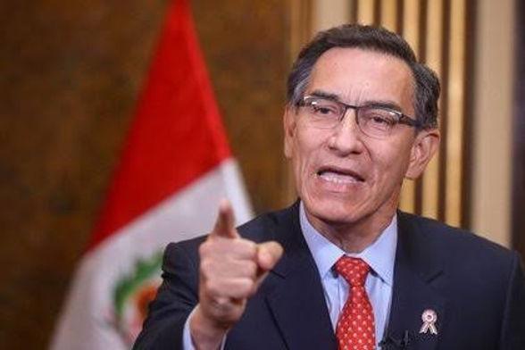 Tribunal Constitucional verá este jueves medida cautelar contra de vacancia de Martín Vizcarra