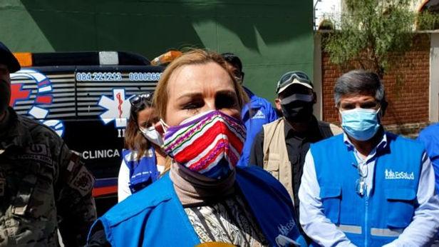 Cusco: Directora de EsSalud pide a la Fiscalía denunciar a las autoridades que recomiendan dióxido de cloro