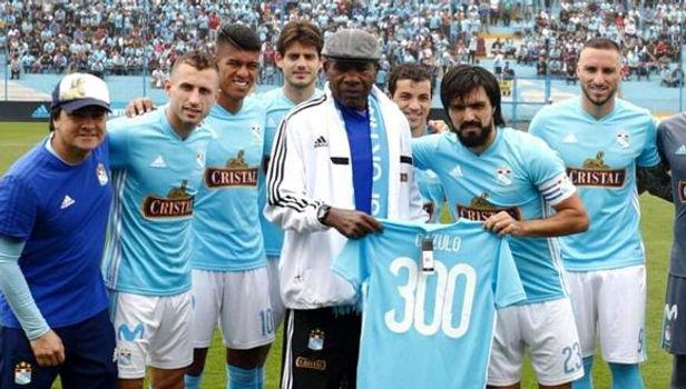 Jorge Cazulo pone fin a su carrera con Sporting Cristal