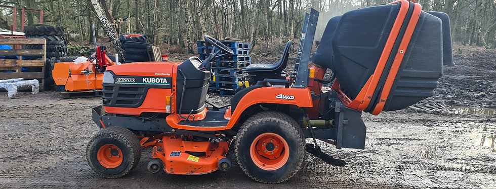 Bx2200 Kubota Tractor | Tractors for sale UK