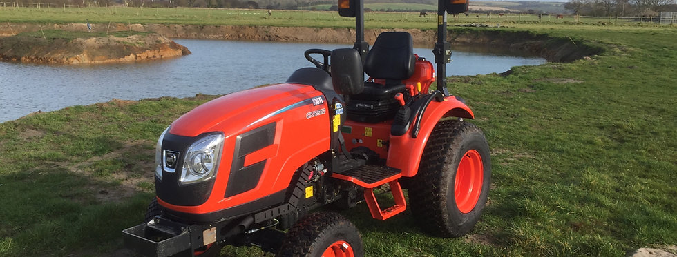 Kioti Tractor CK2810 HST Hydro Static | Compact Tractors For Sale UK