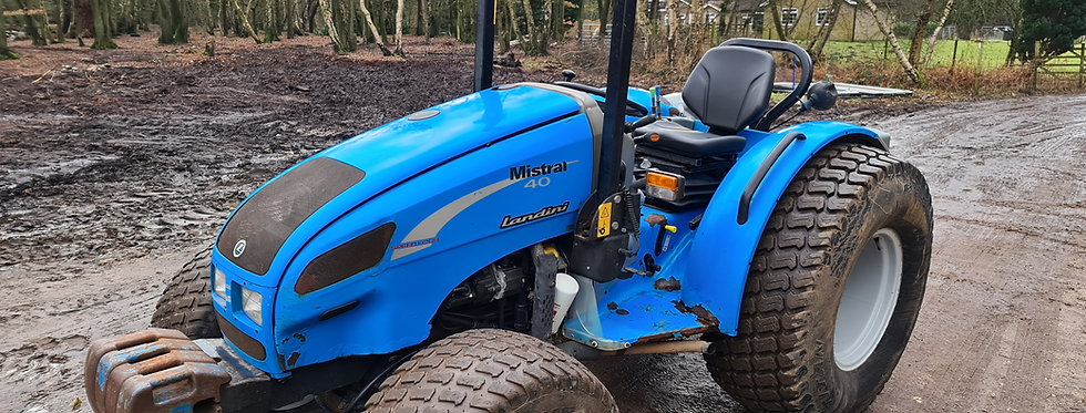 Landini Mistral 40 Compact Tractor