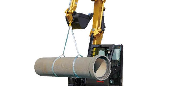 B7 Sigma-6 Yanmar Midi Excavators