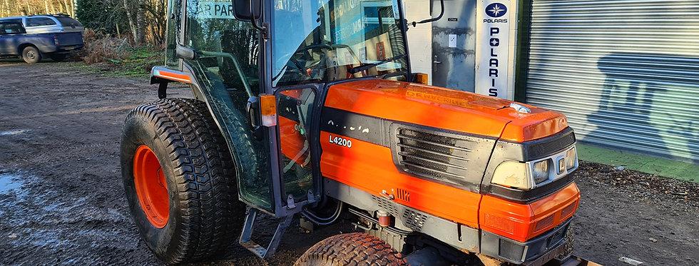 L4200 Kubota Compact Tractor - No VAT