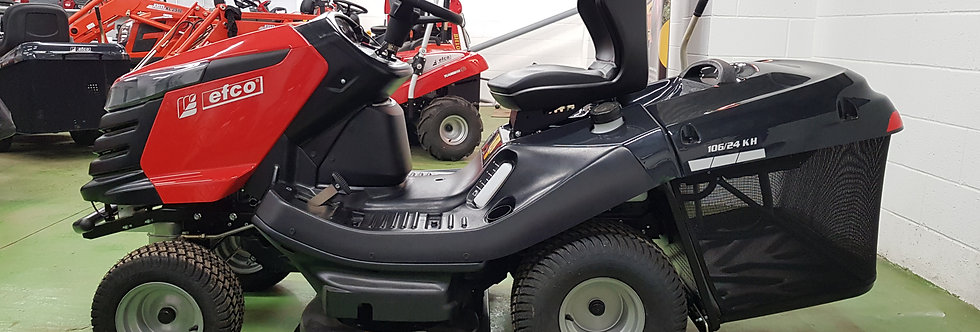 EF 106 S/24 H Ride On Mowers For Sale | Sit On Lawn Mowers For Sale
