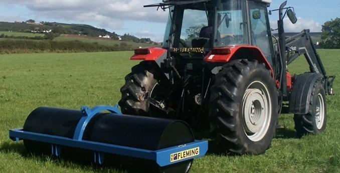 Fleming 8x30x12 Landroller (83012)