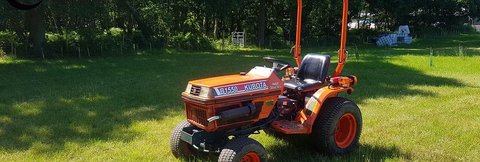 B1550D Kubota Compact Tractor