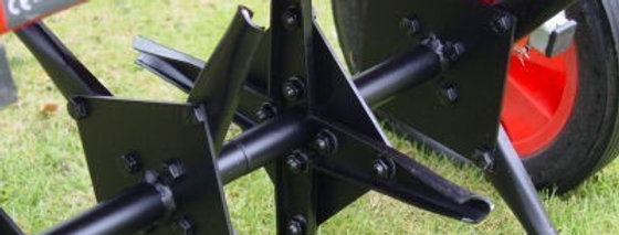 "40"" Hollow Tine Corer Attachment 