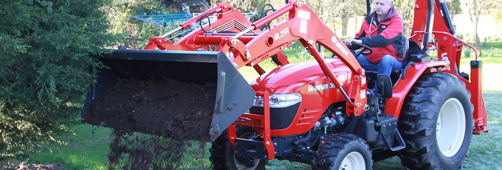5025R Branson Tractors with Tractor Loader