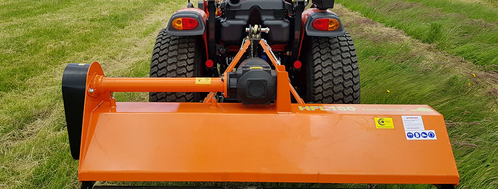 HFL180 Flail Mower for sale UK